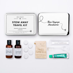 Stow Away Travel Wash Kit
