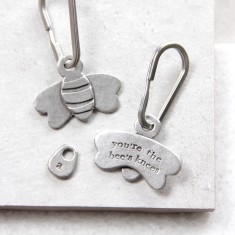 You're The Bee's Knees Key ring