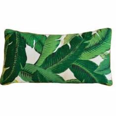 Bahama palm long cushion