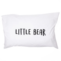 Little Bear Pillow Case