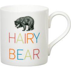 Hairy bear mug