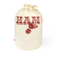 Ham handmade eco storage bag