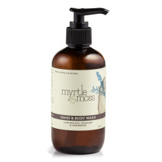 Lavender and cedarwood hand & body wash