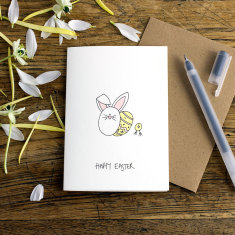 Happy Easter greeting card (pack of 6)
