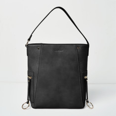 Retro Romance Vegan Leather Tote Bag - (Various Colours)