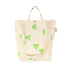 Geometric triangle shoulder bag (various colours)