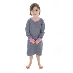 Olive girls' nightie