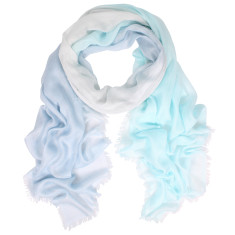 Koko cotton modal ombre wrap scarf (various colours)