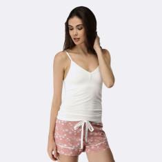 Spring Blooms Shorts & Cami Set Pink