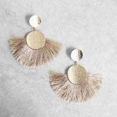 Elora Tassel Earrings