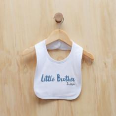Little brother / Little Sister bib