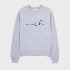 Meh sweatshirt jumper
