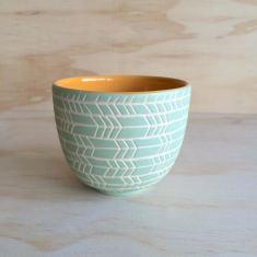 Elk  Tea Bowl