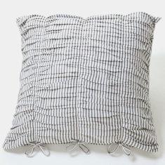 Hedgerow ticking stripe euro pillowcase