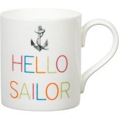 Hello sailor mug