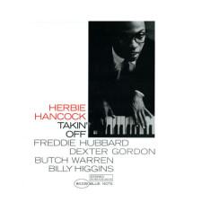 Herbie Hancock's 'Takin' Off' 180 gram vinyl record