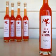 Red hot mumma chilli olive oil