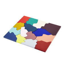 Areaware colour puzzle