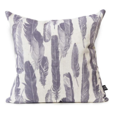 Amanteca Urban Aztec Cushion Cover in Violet Verbena