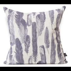 Amanteca Urban Aztec Cushion Cover in Violet Verbena