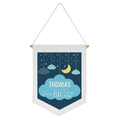 Personalised Baby Wall Hanging