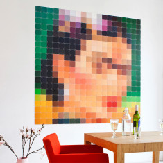 IXXI frida pixel wall art