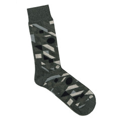 Loco multi-shape socks (various colours)