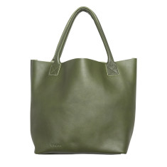 Portsea getaway bag in olive