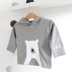 Personalised Bear Christmas Jumper