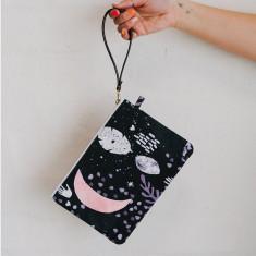 Night love clutch purse