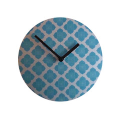 Objectify High Tea Luxe Wall Clock
