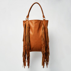 Crazy Love Vegan Leather Tote Bag - (Various Colours)