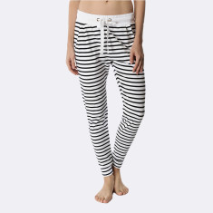 Santa Monica Pants Black & White