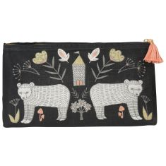 Wild Tale Cosmetic Bag (various sizes available)