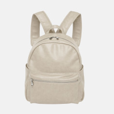 Practical Vegan Leather Backpack (Various Colours)