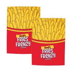 Woouf Kitchen Tea Towel Fries (pack of 2)