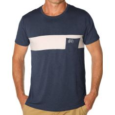 Men's Spliced Pocket t-shirt