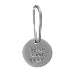 Home Sweet Home Key Ring