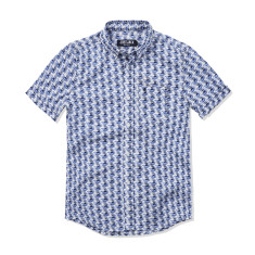 Boys Limited Edition Liberty Print Shirt