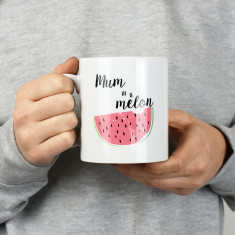 Mum In A Melon Mug
