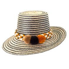 Moreno Pom Pom Hat #1