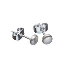Nature inspired pebble stud earrings (various designs)