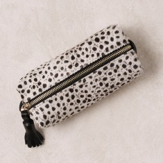 Make Up Bag in Cheetah