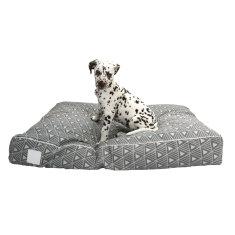 Frost grey pet floor cushion