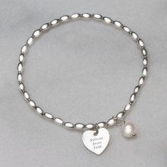 Sisters Are Forever Friends Charm Bracelet