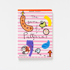 Phaidon Press The Game of Patterns interactive kids books