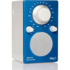 PAL BT portable bluetooth radio in blue