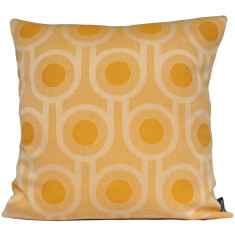 Benedict dawn large repeat woven wool cushion cover
