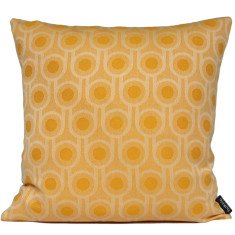Benedict dawn small repeat woven wool cushion cover