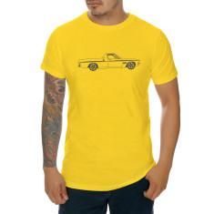 Classic Holden Ute men's organic t-shirt
